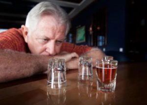 Спиртное после инсульта