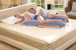 полноценный отдых при болях в ногах