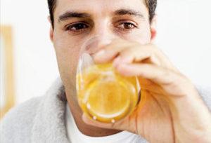 Apelsinovyj sok ot pohmelya
