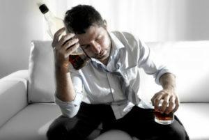 алкоголь снимает стресс