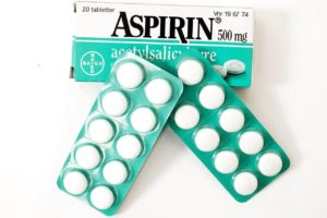 Aspirin pri pohmele