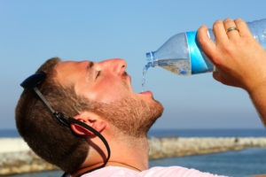 Pit vodu s pohmelya