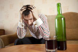 Problema s alkogolem