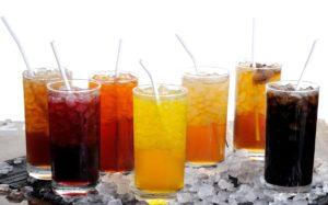 gazirovannie napitki