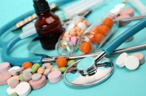 medikamentoznaya terapiya