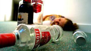 Alkogolnoe otravlenie