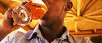 Kak brosit pit pivo