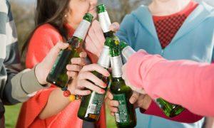 Алкоголизм подростков